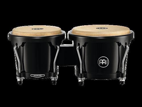 MEINL Percussion Headliner Serie Bongo schwarz