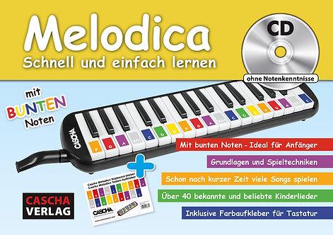 Melodica - Schnell und einfach lernen