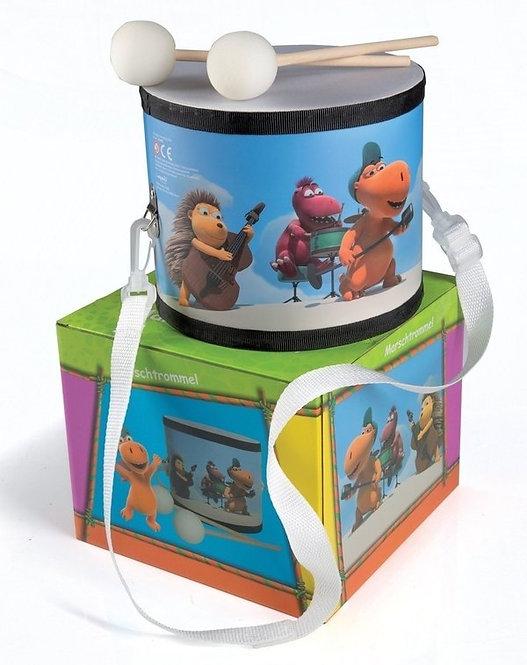 Der kleine Drache Kokosnuss Percussion Marschtrommel