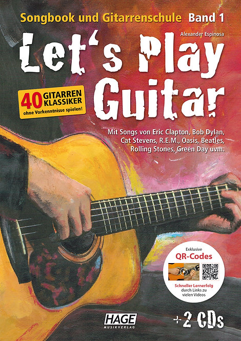 Let's Play Guitar Band 1