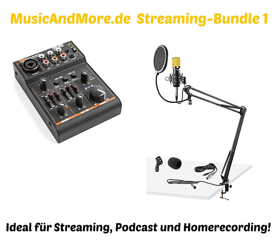Streaming Bundle 1