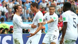 Francia pasa a semifinales y Uruguay queda eliminado del Mundial Rusia 2018