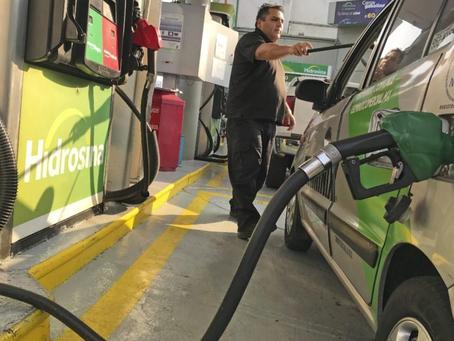 La burla de las gasolinas