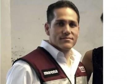 Fernando López Gómez, delegado estatal del IMSS Tamaulipas