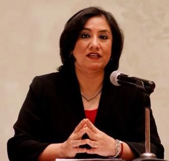 Secretaria de la Función Pública, Irma Eréndira Sandoval