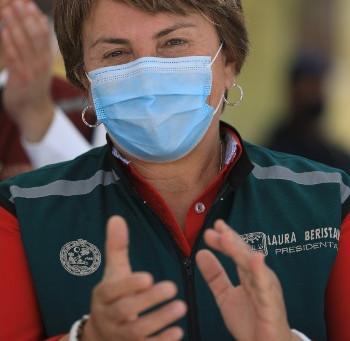 Gobierno de Laura Beristain lanza Burbuja Sanitaria por temporada vacacional en Solidaridad