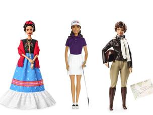 Barbie lanza colección inspirada en mujeres destacadas