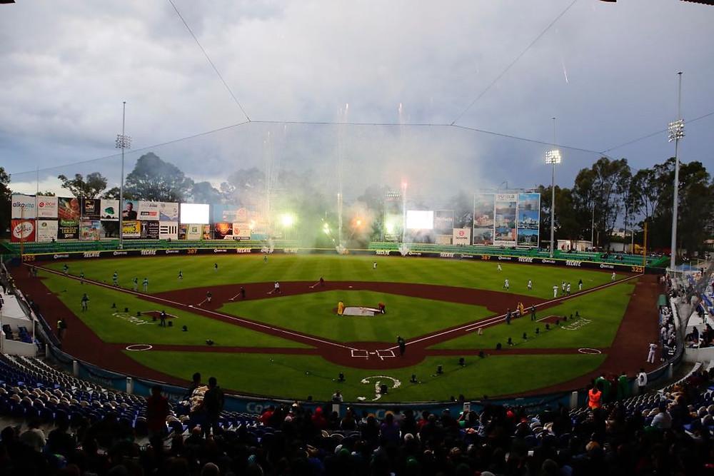 Estadio Hermanos Serdán, casa de Pericos de Puebla