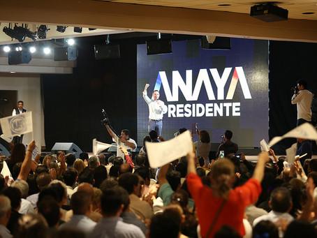 Gana Anaya Tercer debate; domina en el cierre de campañas