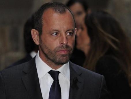 Procesan a expresidente del Barcelona por lavado de dinero