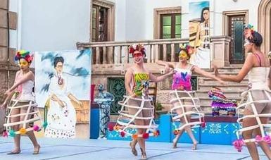 Habemus Corpus Danza Contemporánea, compañía dedicada a la investigación del movimiento corporal