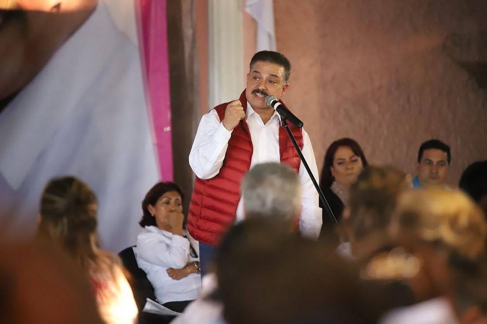 Carlos Lomelí Bolaños, ex delegado federal para programas federales en Jalisco