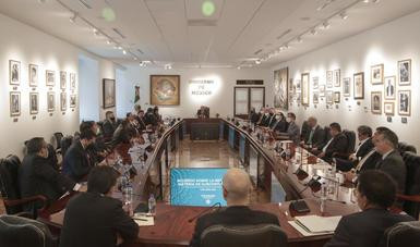 Acuerdo en materia de subcontratación entre los sectores obrero, empresarial y gobierno