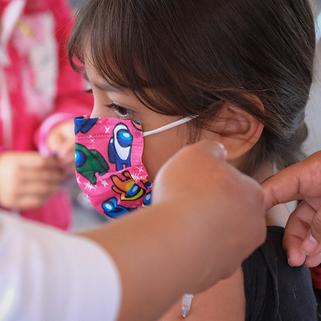 Vacunan a más de 5 mil infantes contra rubeola y sarampión en municipios de Jalisco