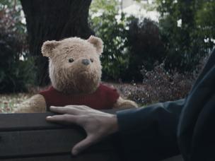 Mira el trailer de la nueva pelicula Live action de 'Winnie the Pooh'