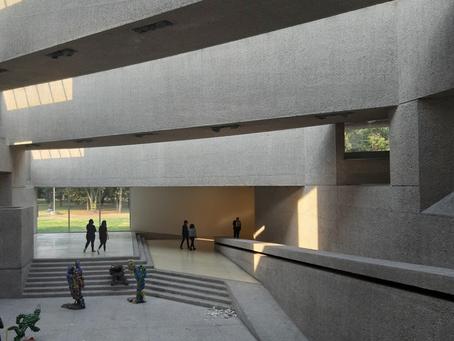 El Museo Tamayo celebra 40 años de difundir el arte contemporáneo