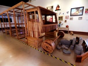 El Colectivo Arte y Resistencia y comunidades purépechas colaboran a través del arte