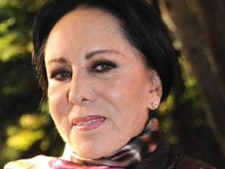 Lilia Aragón, primera actriz e  incansable promotora de la lectura en el programa ¡Leo Luego existo!
