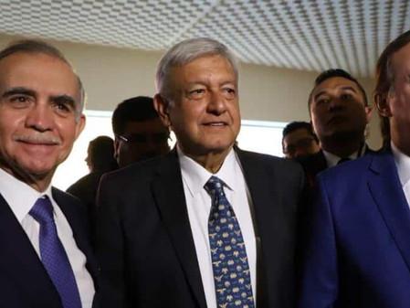 Sector empresarial listo para trabajar con AMLO en TLCAN