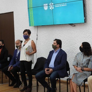 Tras consulta, anuncian proyecto peatonal que unirá 1era y 2nda sección del Bosque de Chapultepec