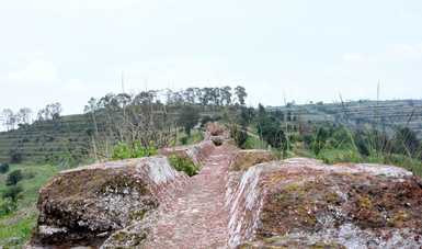 Alista INAH la recuperación del sitio arqueológico de Caño Quebrado, en Texcoco