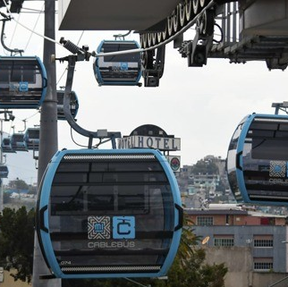 Inauguran la línea 1 del Cablebús en CDMX; es el teleférico de servicio público más grande del mundo