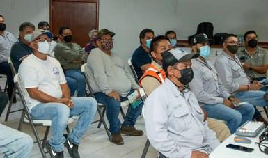 Llama Conapesca a productores a utilizar los Dispositivos Excluidores de Tortugas y Peces