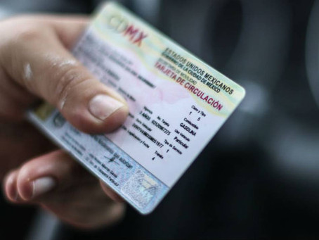 Cómo renovar tu licencia: Jorge Carlos Fernández Francés