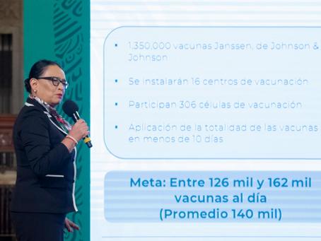 Inicia vacunación a población de 18 a 40 años de Baja California