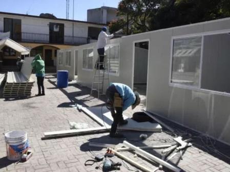 En operación, 98 por ciento de escuelas capitalinas afectadas por sismo