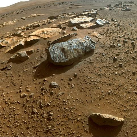 Perseverance desvela más datos del pasado de Marte