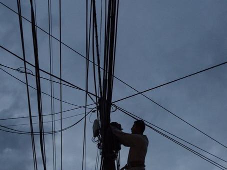 La CFE dice que el apagón afectó a 10.3 millones de usuarios; inició el restablecimiento de energía