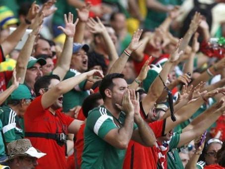 La FIFA podría quitar puntos a la Selección Mexicana por el grito