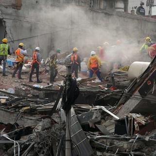 Sismo de magnitud 7.5 deja nueve muertos en Oaxaca