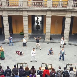Shakesperiano Teatro Hilos Clásicos retoma a los clásicos para difundirlos en Tepic, Nayarit
