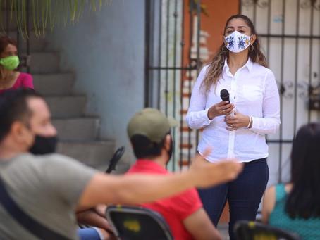 Aventaja Marybel Villegas por 11 puntos a Mara Lezama en Cancún