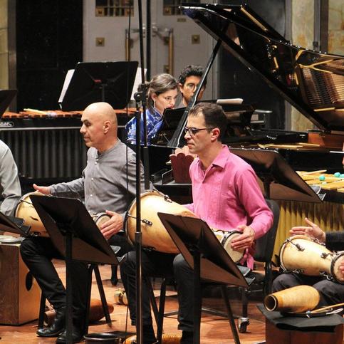 Tambuco, Ensamble de Percusiones de México celebrará su 28 aniversario