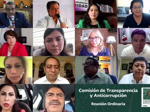 La Comisión de Transparencia y Anticorrupción buscará reunirse con el nuevo titular de la SFP