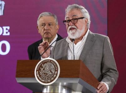 Alejandro Encinas plantea revisión del Mecanismo de Protección a Periodistas