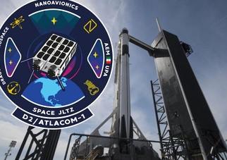 "Lanzará Space X Misión Satelital Internacional ""D2/ATLACOM-1"""