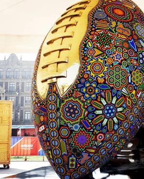 Ricardo Haddad Musi: Hay que valorar el arte mexicano