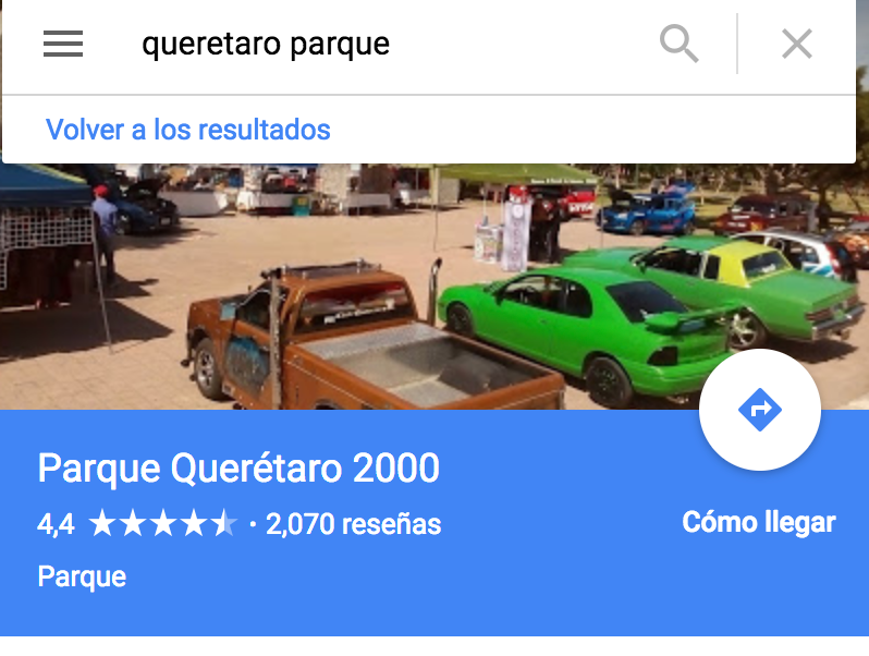 Reseñas en Google Maps