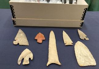 Regresan a México 523 piezas cuyos rasgos corresponden a los talleres líticos de Coahuila