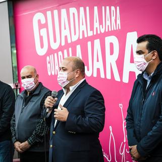 Proyectan remodelación del Aeropuerto Internacional de Guadalajara