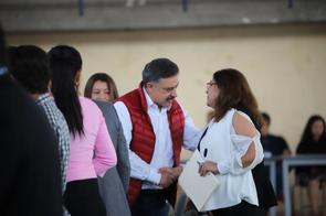 Anuncia Carlos Lomelí apoyos para más de 2,600 estudiantes de la Prepa Tonalá