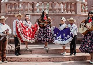 "Ballet folclórico infantil ""Raíces Huastecas"" promueve difusión de huapango tamaulipeco en niños"