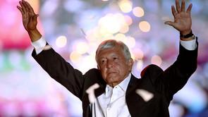 Mandatarios y líderes felicitan a López Obrador