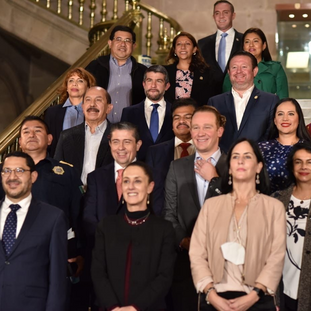 Acuerdan UNACDMX y Jefatura de Gobierno diálogo respetuoso, transversal e institucional
