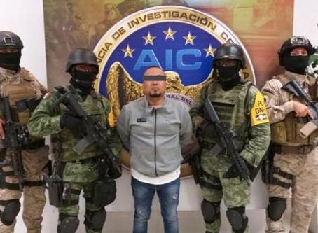 Capturan a 'El Marro', líder del cartel Santa Rosa de Lima
