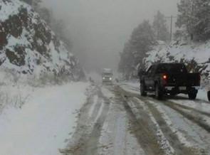 Emiten emergencia para 12 municipios de Chihuahua por nevadas severas